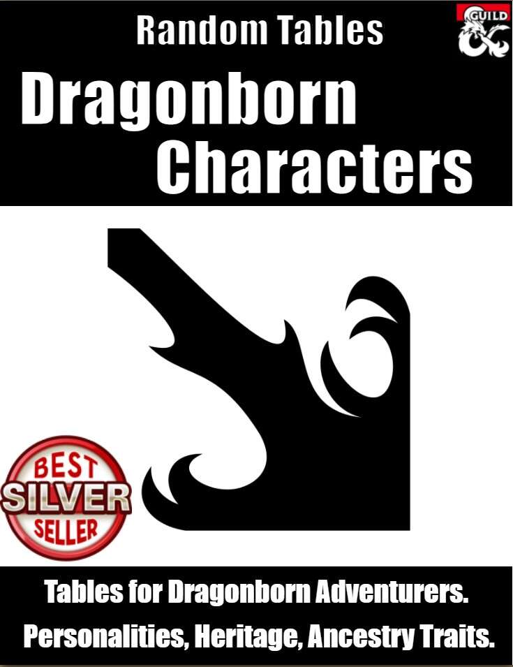 Dragonborn Characters