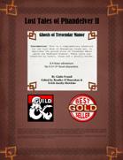 Lost Tales of Phandelver II - Ghosts of Tresendar Manor