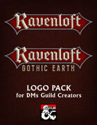 Ravenloft logo pack