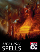 Hellish Spells (5e)