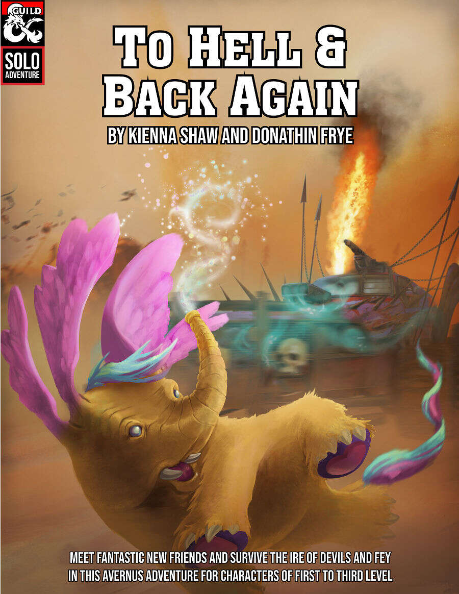 To Hell and Back Again