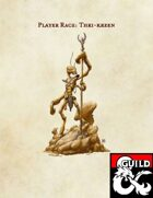 Player Race: Thri-kreen