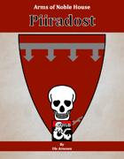 Arms of House Piiradost