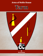 Arms of House Tarm