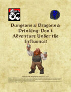 Dungeons & Dragons & Drinking