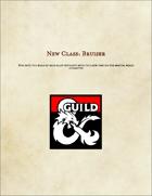 New Class- Bruiser