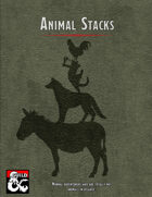 Animal Stacks