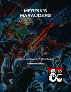 Merrik's Marauders - 13 Archetypes for 5e
