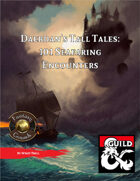Daerdan's Tall Tales: 101 Seafaring Encounters (Fantasy Grounds)