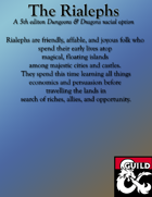 The Rialeph Race [5e]