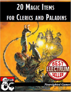 20 Magic Items for Clerics and Paladins