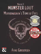 Monster Loot Vol. 3 – Mordenkainen's Tome of Foes (Fantasy Grounds)