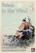 Petals in the Wind: the Serene Blade