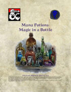 Mana Potions - Magic in a Bottle