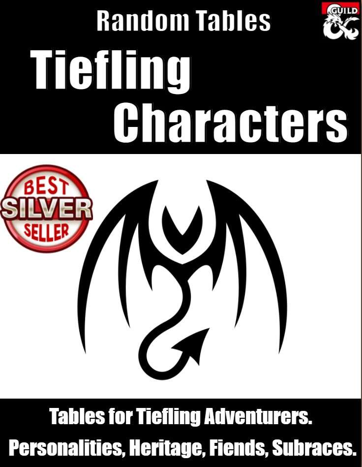 Tiefling Characters