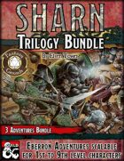 The Sharn Trilogy (Fantasy Grounds) [BUNDLE]