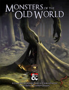 Monsters of the Old World (Fantasy Grounds)