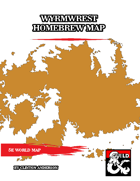 Wyrmwrest Homebrew Map