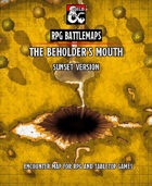 The Beholder's Mouth - Sunset