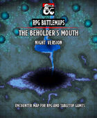 The Beholder's Mouth - Night