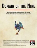 Domain of the Nine: A Hellish Cleric from As Above, So Below