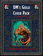 """Dm's Guild Cover Pack by Zehus"""