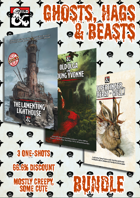Ghosts, Hags & Beasts [BUNDLE]