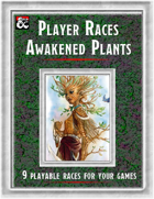 """9 Playable Plant Races"""