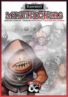 MISTKICKERS: Ravenloft Sidekicks