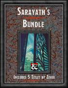 Sarayath's Races, Classes, And Items [BUNDLE]