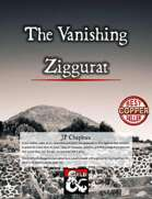 Ravenloft: The Vanishing Ziggurat