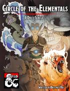 Circle of the Elementals - Druid Subclass