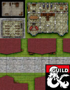 DDAL08-06 - Purging the Blood Map Pack