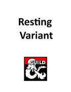 Resting - Variant (5e)