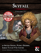 AE01-13 Skyfall by Imogen Gingell, Patrick Dunning, Jarrod Taylor, and Ed Chivers