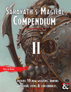 Magical Compendiums I & II [BUNDLE]