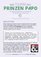 Der Traum des Prinzen Papo