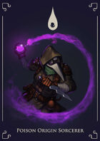 Poison Origin Sorcerer