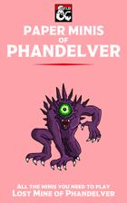 Paper Minis of Phandelver