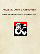 Paladin: Oath of Recovery