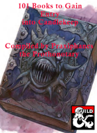 101 Books to Gain Entry into Candlekeep