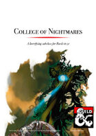 College of Nightmares