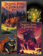 Trick or Taverns: One Stop Shop [BUNDLE]