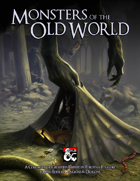 Monsters of the Old World with PHONE PDF [BUNDLE]