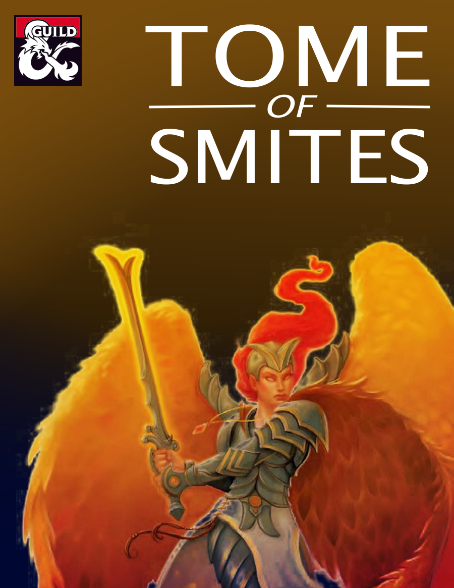 Tome of Smites (5e Paladin Spells) - Dungeon Masters Guild   Dungeon Masters Guild