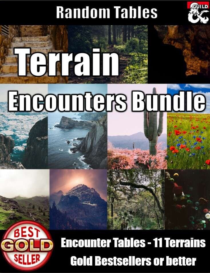 Terrain Encounters Bundle