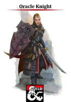 Oracle Knight: A Martial Archetype for Fighters