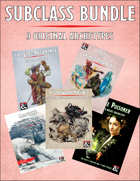 """Subclass compilation"" [BUNDLE]"