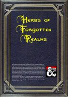 Herbs of Forgotten Realms