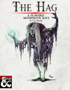 The Hag: A Playable Race